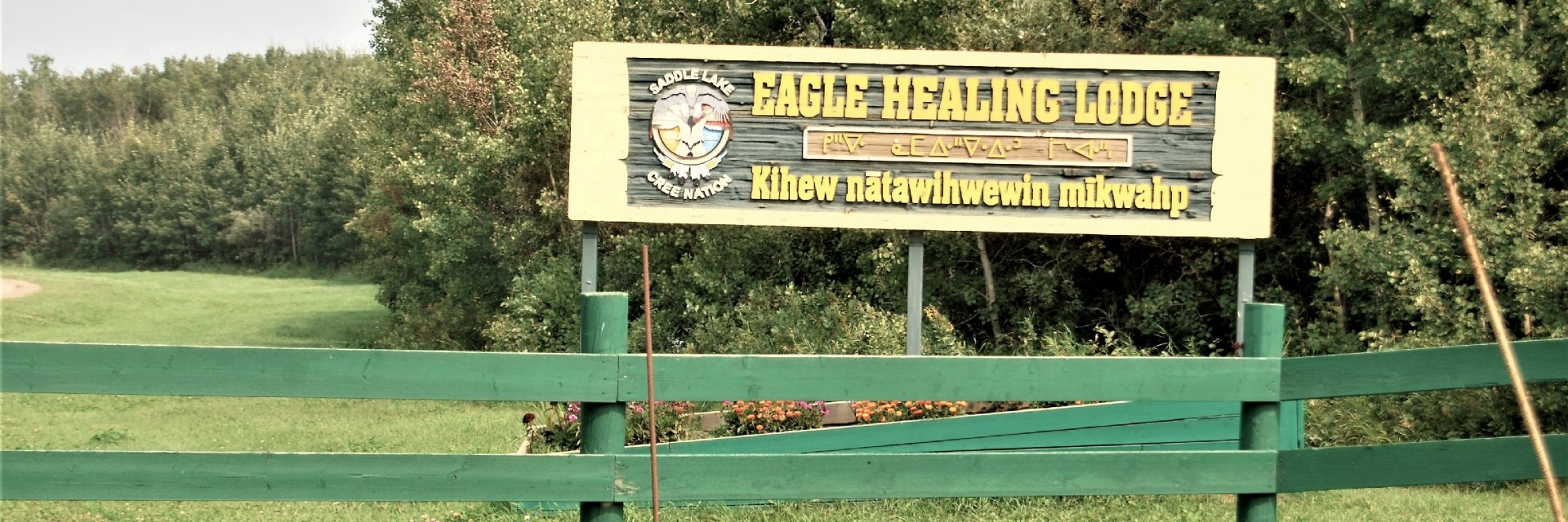 Eagle Healing Lodge