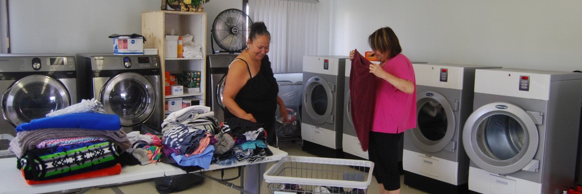 Home Care laundry service