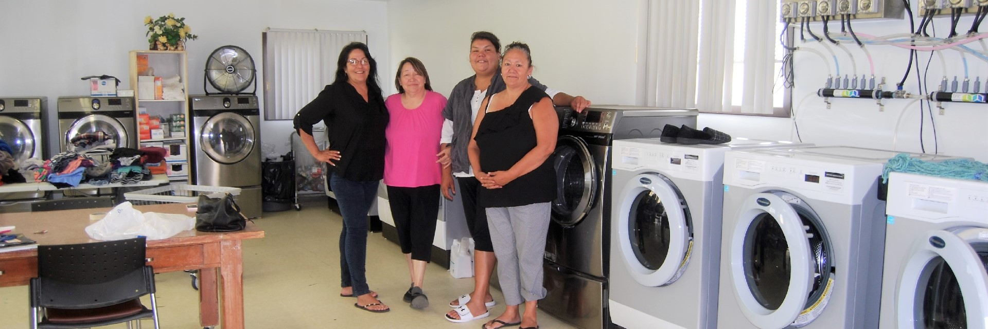 Home Care laundry support staff